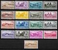 Serie de sellos Africa Occidental nº 003/19 (**)