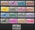 Serie de sellos Africa Occidental nº 003/19 (o/*)