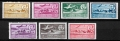 Serie de sellos Africa Occidental nº 020/26 (**) MANCHAS
