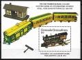 Serie de sellos Grenada Grenadines ferrocarriles Nº HB 247 (**)