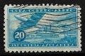 Serie de sellos  Cuba ferrocarriles Nº 0098 (o)
