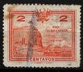 Serie de sellos Perú (Tacna y Arica) ferrocarriles Nº 0225 (o)