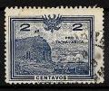 Serie de sellos Perú (Tacna y Arica) ferrocarriles Nº 0227 (o)
