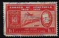 Serie de sellos Venezuela ferrocarriles Nº A682 (o)