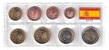 Serie monedas Euro. España 2016 (S/C)