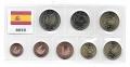 Serie monedas Euro. España 2019 (S/C)