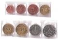 Serie monedas del Euro en prueba España 1998
