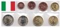 Serie monedas euro. Italia 2014 S/C
