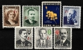 Serie sellos Cuba republica 0511-17 (*)