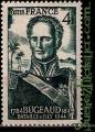Serie sellos Francia 0662 (**)