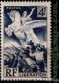 Serie sellos Francia 0669 (**)