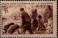 Serie sellos Francia 0737 (**)