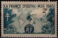 Serie sellos Francia 0741 (**)