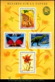 Serie sellos Francia. Hoja Bloque 31