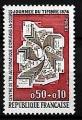 Serie sellos Francia 1786 (**)