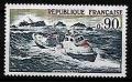 Serie sellos Francia 1791 (**)