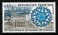 Serie sellos Francia 1792 (**)