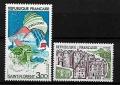 Serie sellos Francia 1793/94 (**)