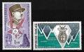 Serie sellos Francia 1796/97 (**)