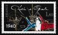 Serie sellos Francia 2114 (**)
