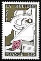 Serie sellos Francia 2131 (**)
