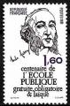 Serie sellos Francia 2167 (**)