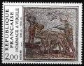 Serie sellos Francia 2174 (**)