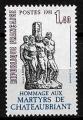 Serie sellos Francia 2177 (**)