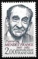 Serie sellos Francia 2298 (**)