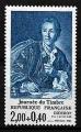 Serie sellos Francia 2304 (**)