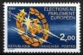 Serie sellos Francia 2306 (**)