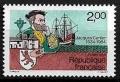 Serie sellos Francia 2307 (**)