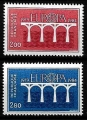 Serie sellos Francia 2309/10 (**)