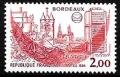 Serie sellos Francia 2316 (**)