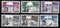 Serie sellos Francia 2328/32 (**)