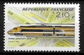 Serie sellos Francia 2334 (**)