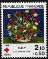 Serie sellos Francia 2345 (**)