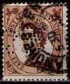 Serie sellos Inglaterra 0269 (o). Suelto