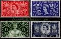 Serie sellos Inglaterra 0279/82 (**)