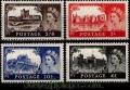 Serie sellos Inglaterra 0283/86 (*)
