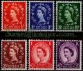Serie sellos Inglaterra 0306/11 (**)