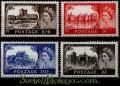 Serie sellos Inglaterra 0351/54 (**)