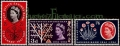 Serie sellos Inglaterra 0359/61 (**)