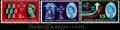 Serie sellos Inglaterra 0367/69 (**)