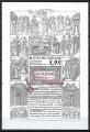 Serie sellos Vaticano S/N 2018. Idioma Eslovaco HB