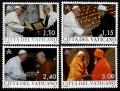 Serie sellos Vaticano 2021 s/n. Pontificado Francisco