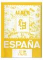 Suplemento 2019 sellos España 2ª parte.  Montado