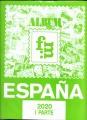 Suplemento 2020 sellos España 1ª parte. Montado