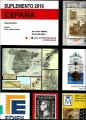 Suplemento 2020 Tarjetas entero postales España. Sin montar