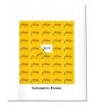 Suplemento de sellos España 2019. Montado